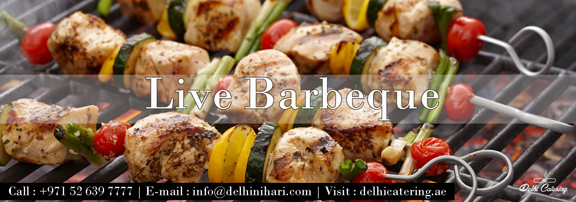 live barbeque dubai